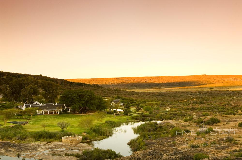 Scenery at Bushmans Kloof Wilderness Reserve Western CapeSouth Africa