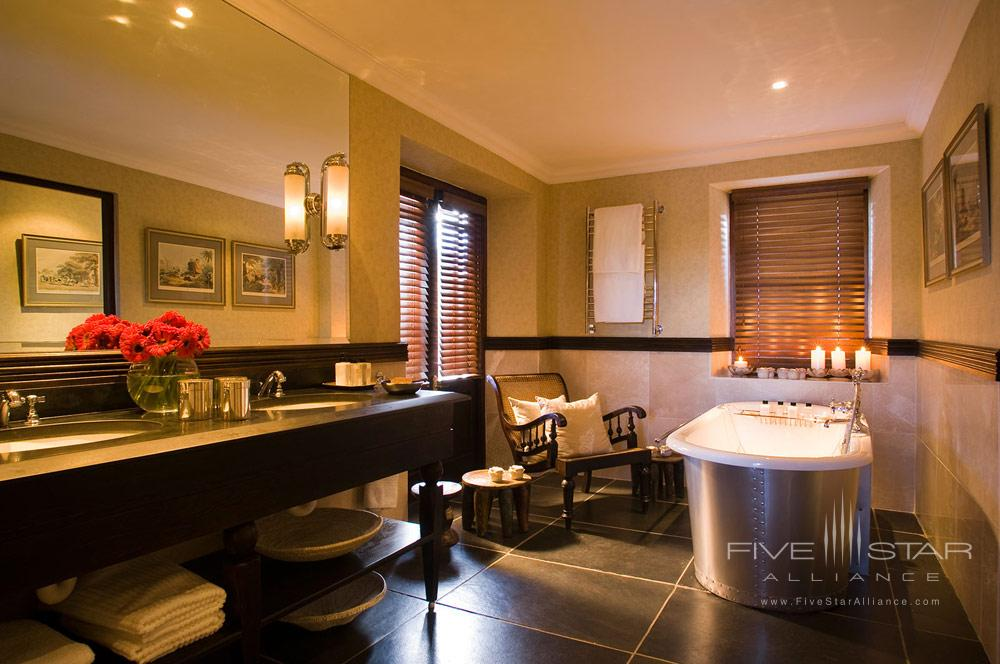Supreme Suite Bath at Bushmans Kloof Wilderness Reserve Western CapeSouth Africa
