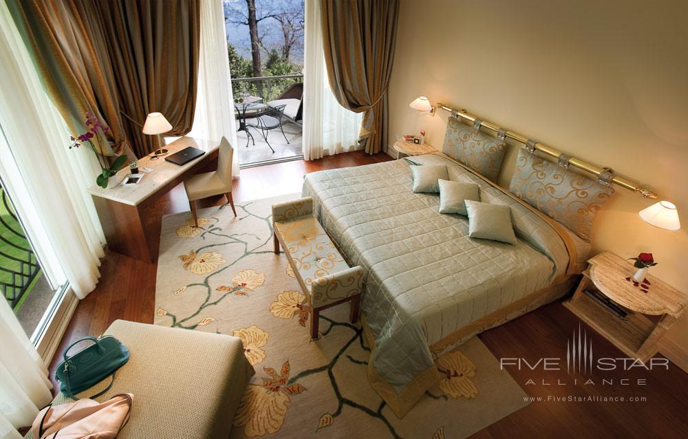 Villa Principe Leopoldo GuestroomSwitzerland