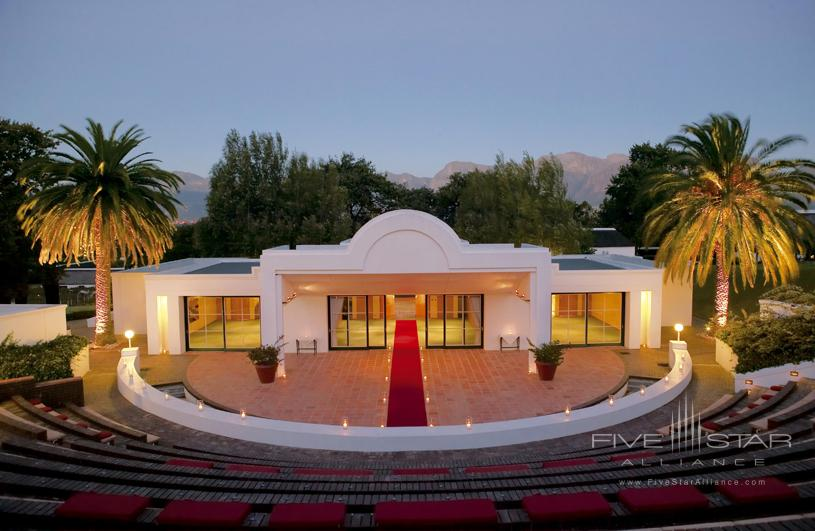 Grande Roche Vineyard Venue Theatre