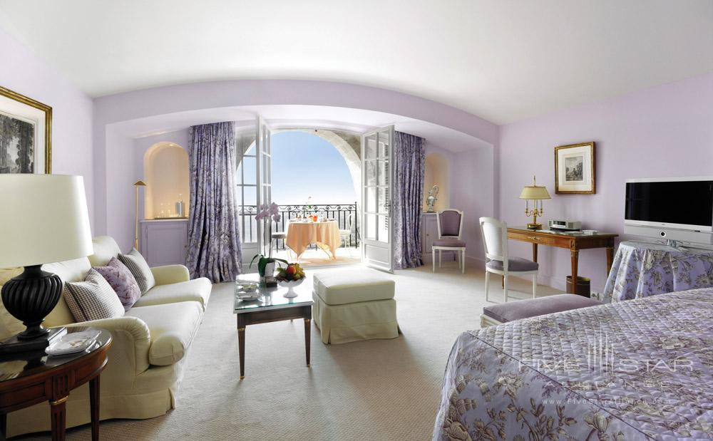 Suite Guestroom at Chateau Saint-Martin and SpaVenceFrance