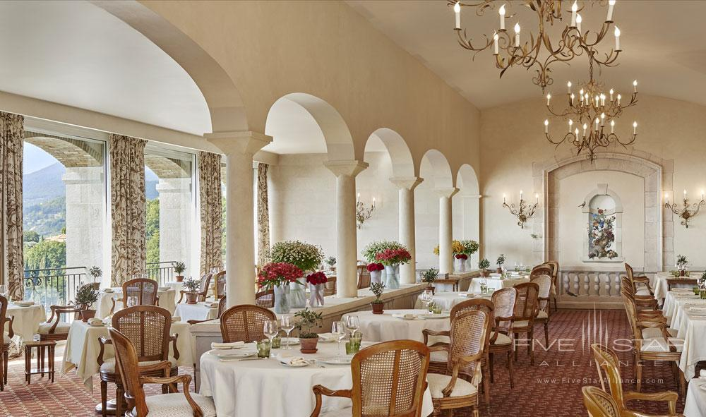 Dining at Chateau Saint-Martin and SpaVenceFrance