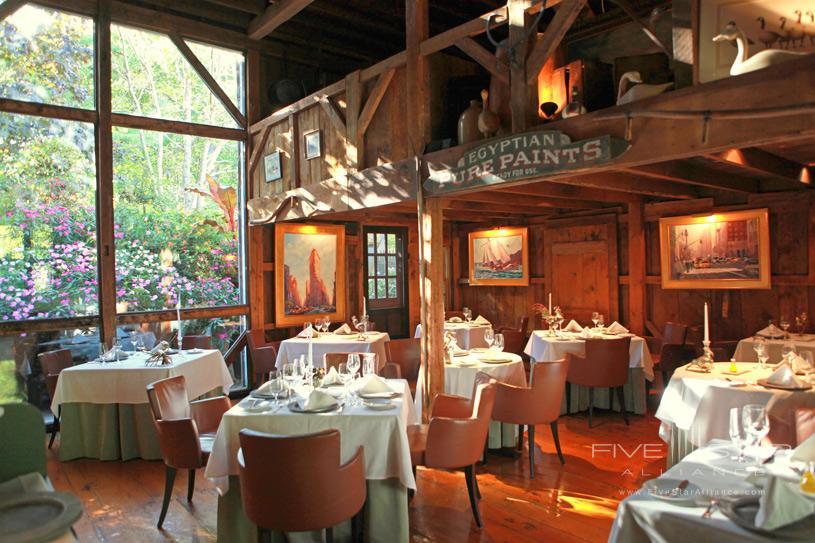 Restaurant at White Barn Inn
