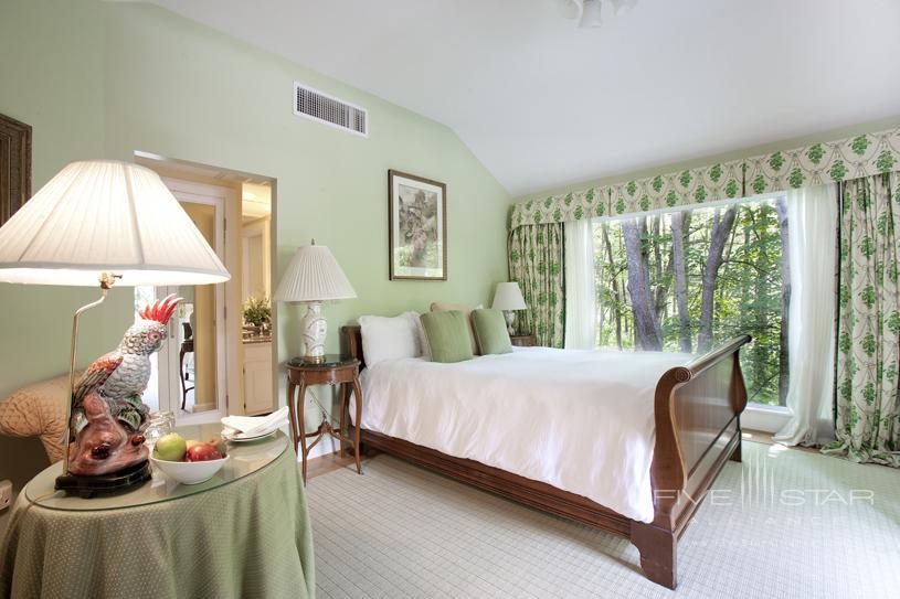 Garden Room at White Barn Inn