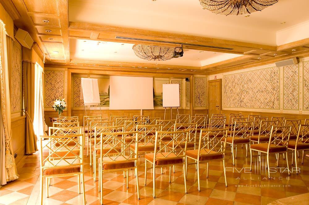 Meeting Room at ll PellicanoItaly