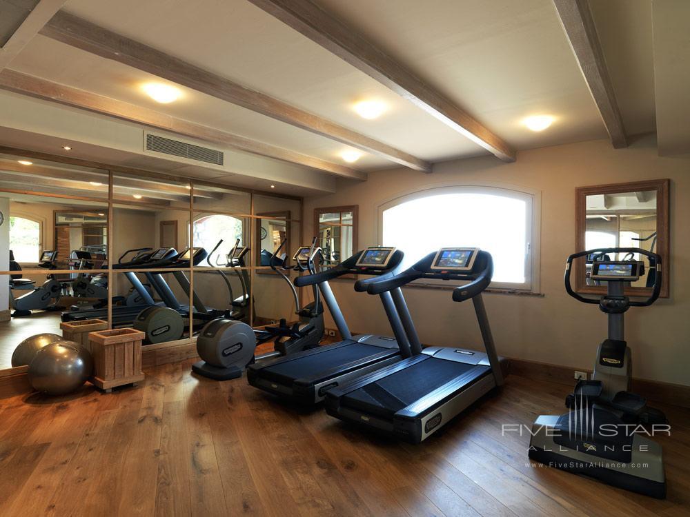 Fitness Center at ll PellicanoItaly