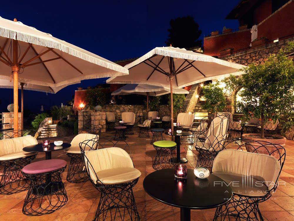 Terrace Lounge at ll PellicanoItaly