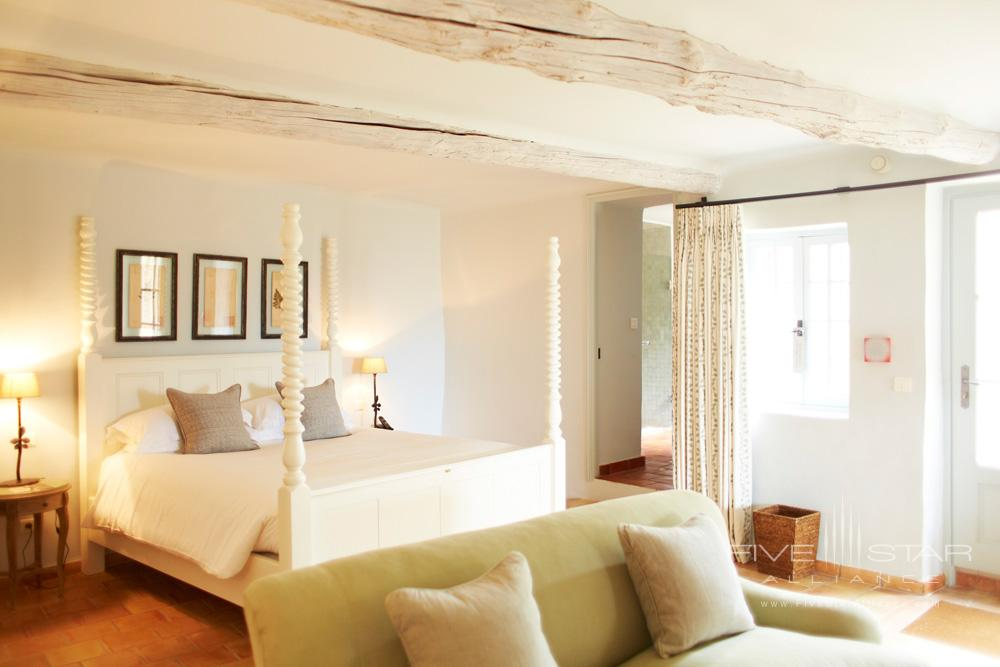 Guest Room at Hotel Crillon le Brave