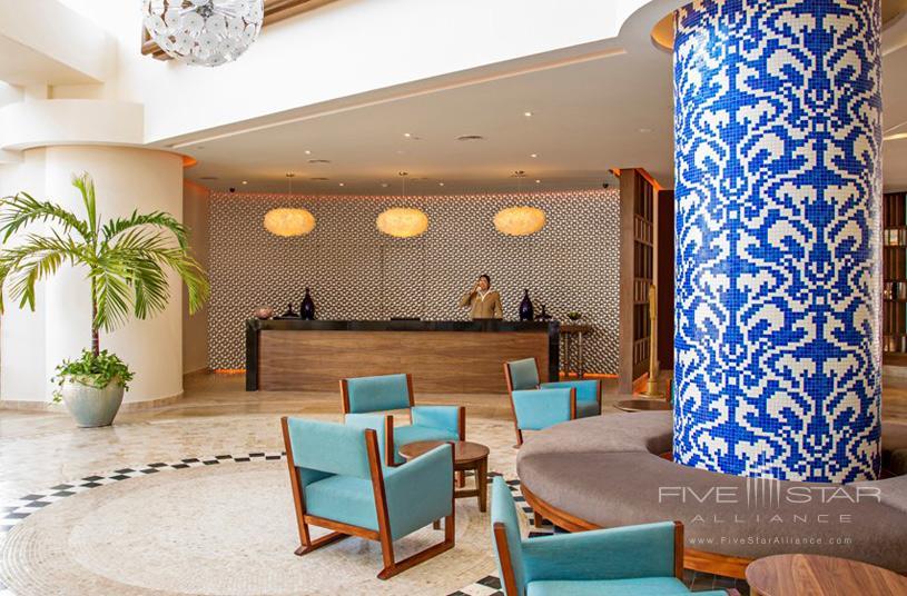 Sandos Cancun Luxury Experience Resort Lobby