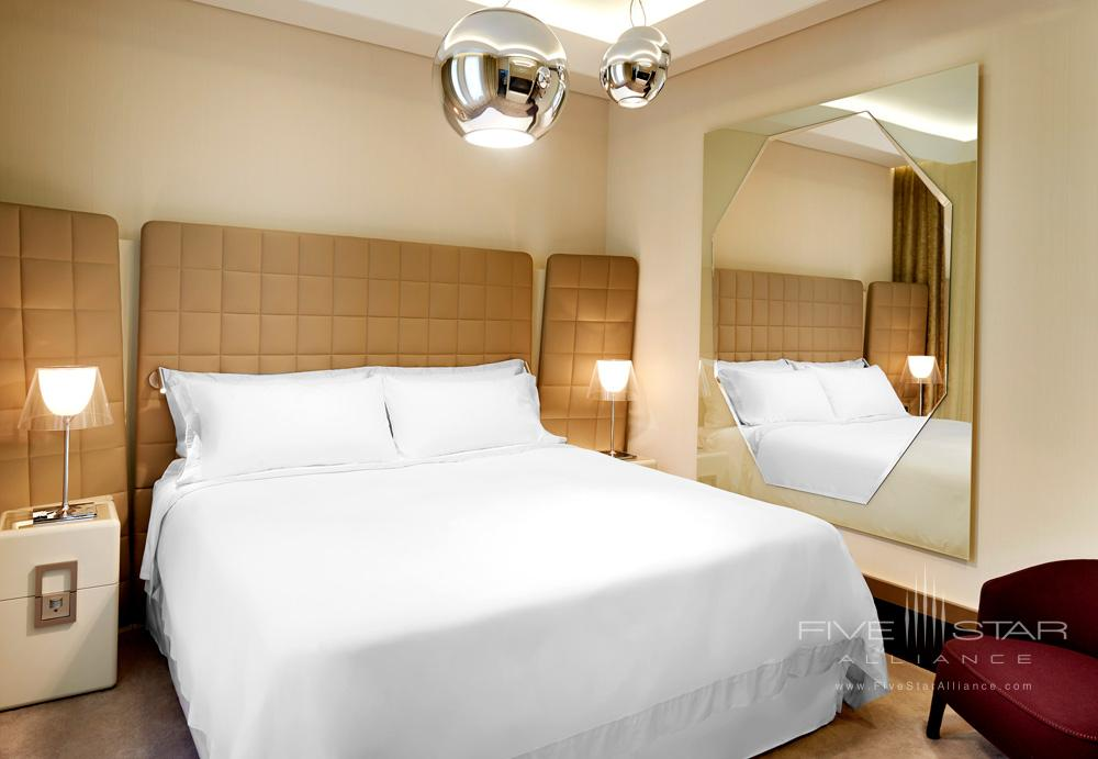 Atelier Suite Bedroom at Excelsior Hotel Gallia