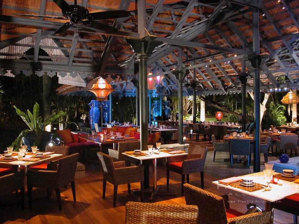 Dining Room at Taj West EndBangalore