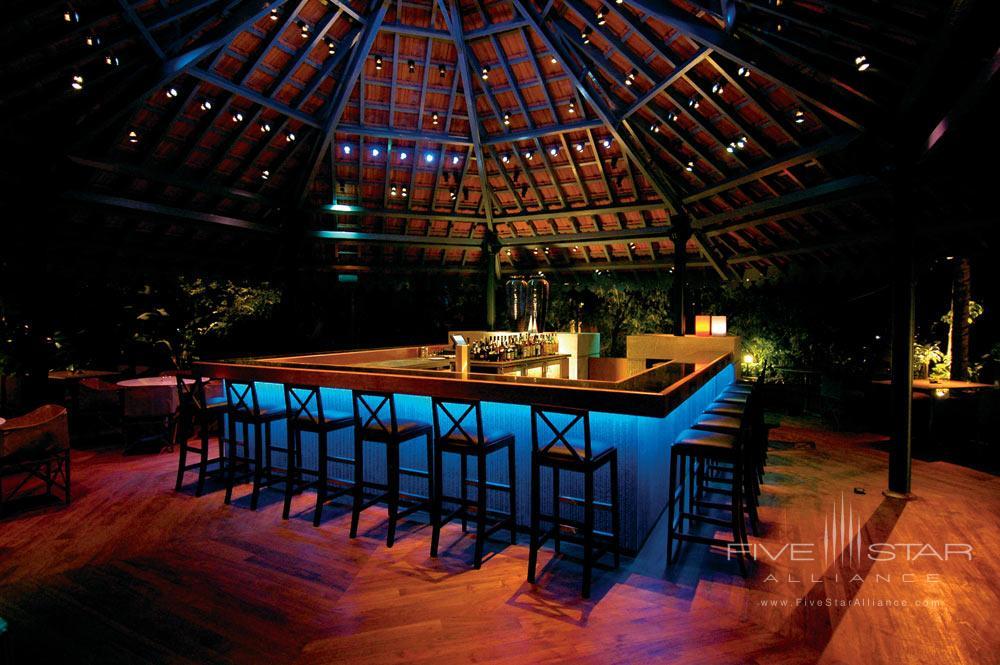 The Blue Bar at Taj West EndBangalore