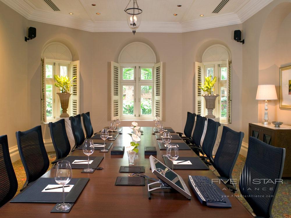 Meeting Room at Taj West EndBangalore