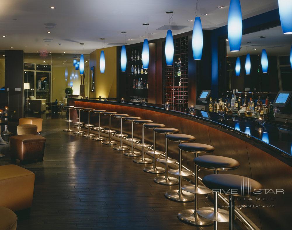 Bar at The AtlanticFlorida