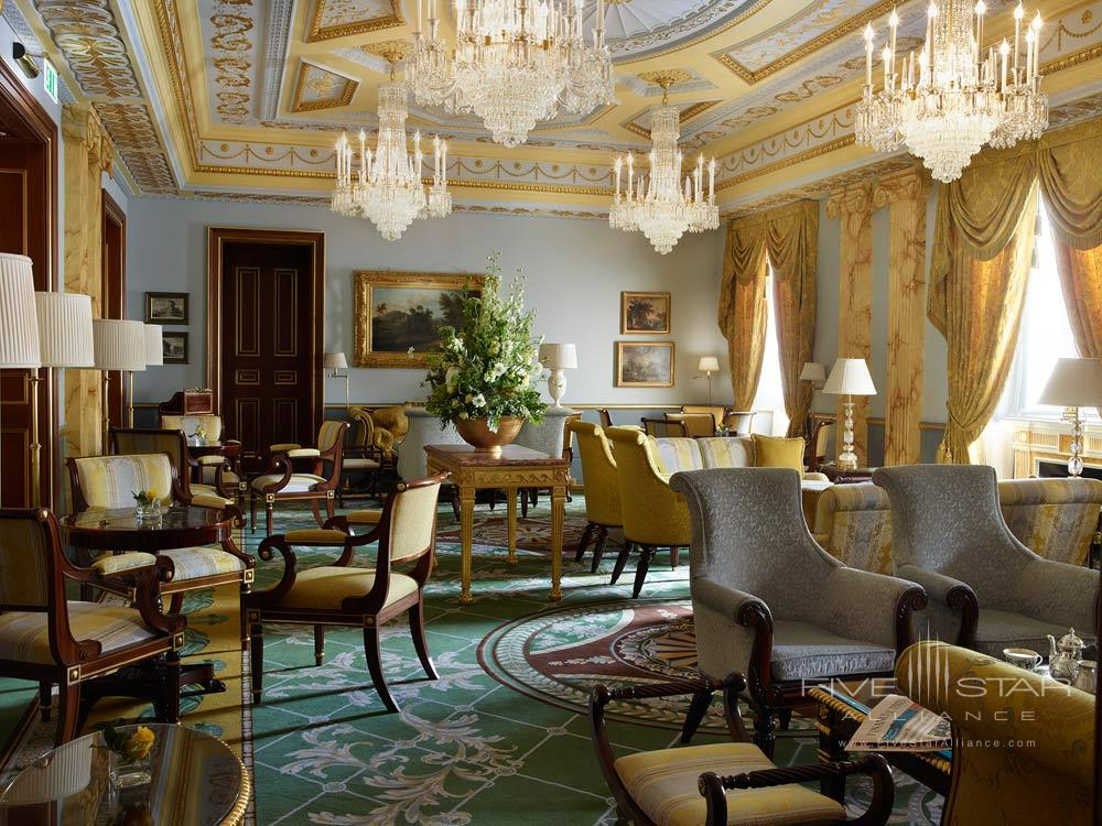Lounge at The LanesboroughLondonUK