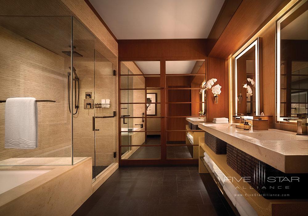 Guest Bath at Four Seasons Resort LanaiLanaiHI