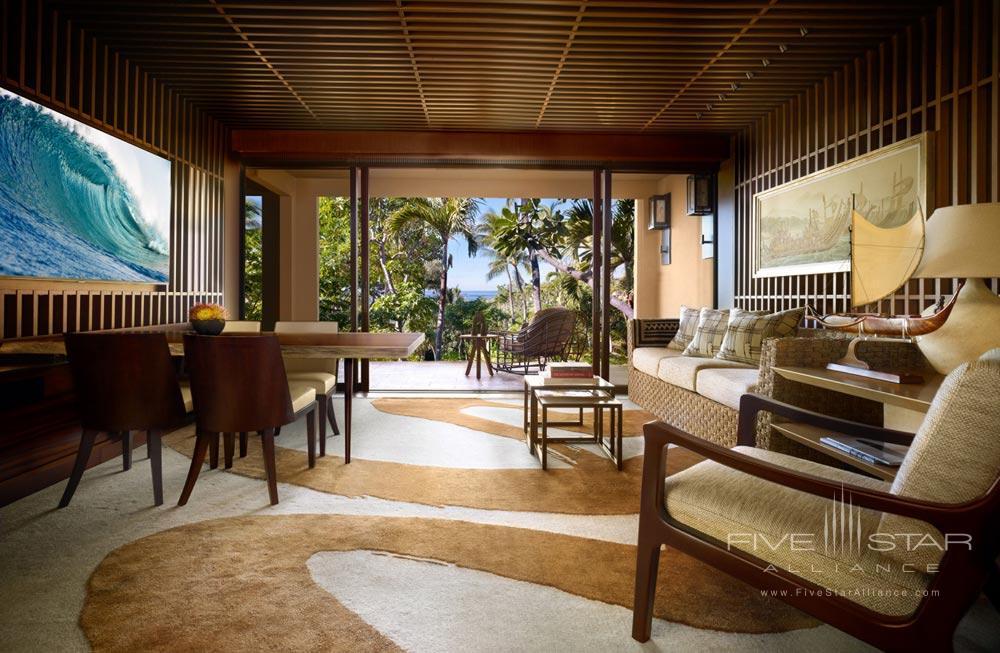 Lounge at Four Seasons Resort LanaiLanaiHI