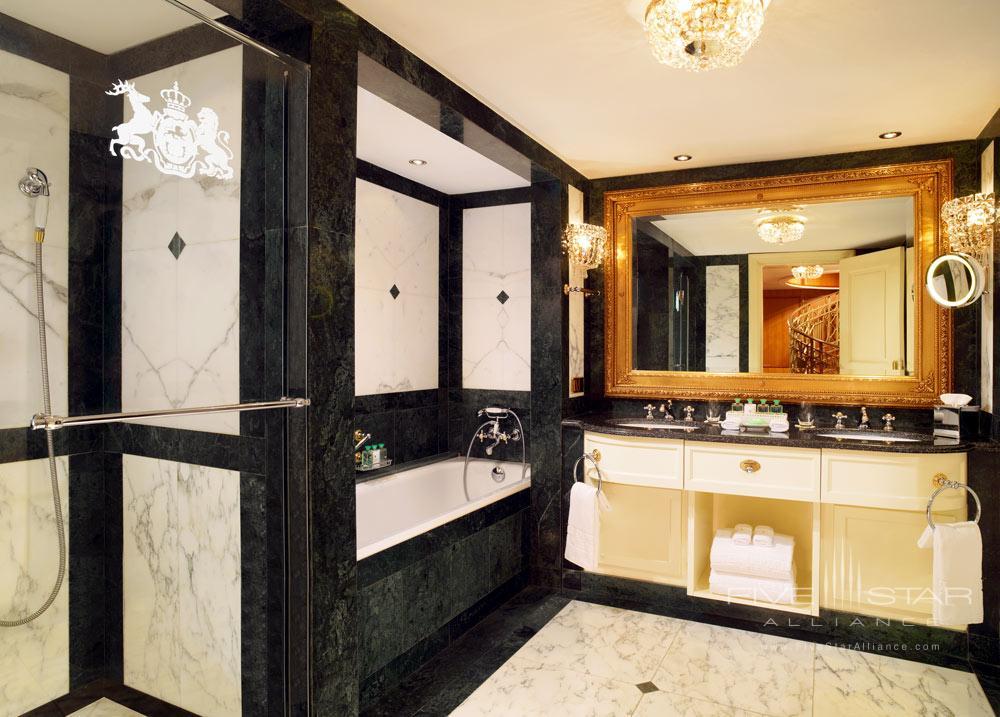 Bath at Hotel Imperial Vienna
