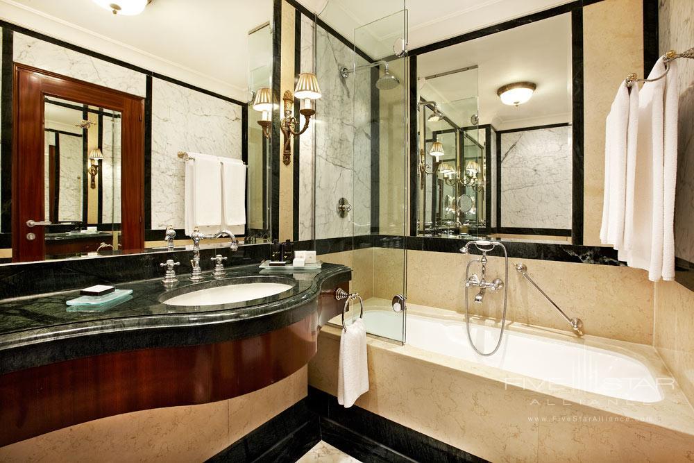 Bath at Hotel Grande Bretagne