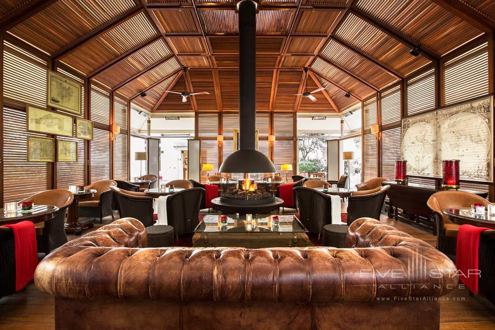 Bar at Hotel Grande Bretagne