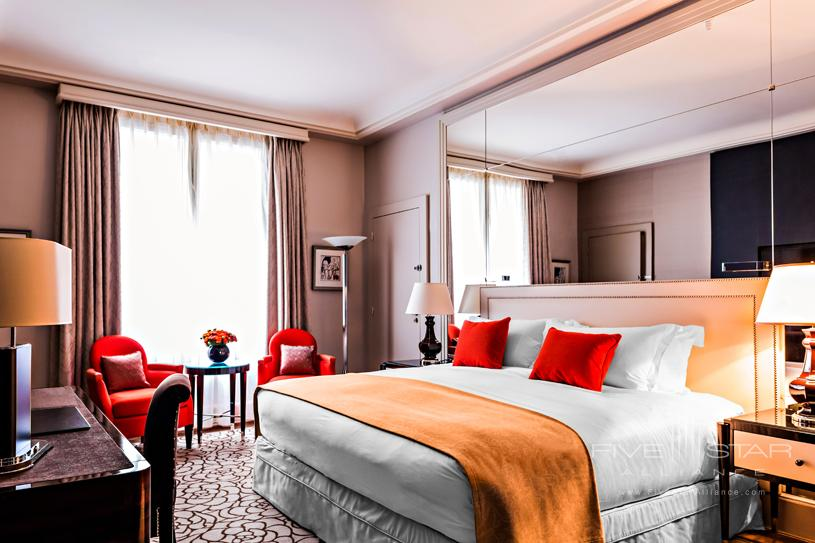 Hotel Prince De Galles Deluxe Guest Room