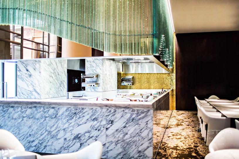 Hotel Prince De Galles Show Kitchen