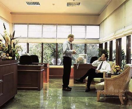 Internet Business Lounge