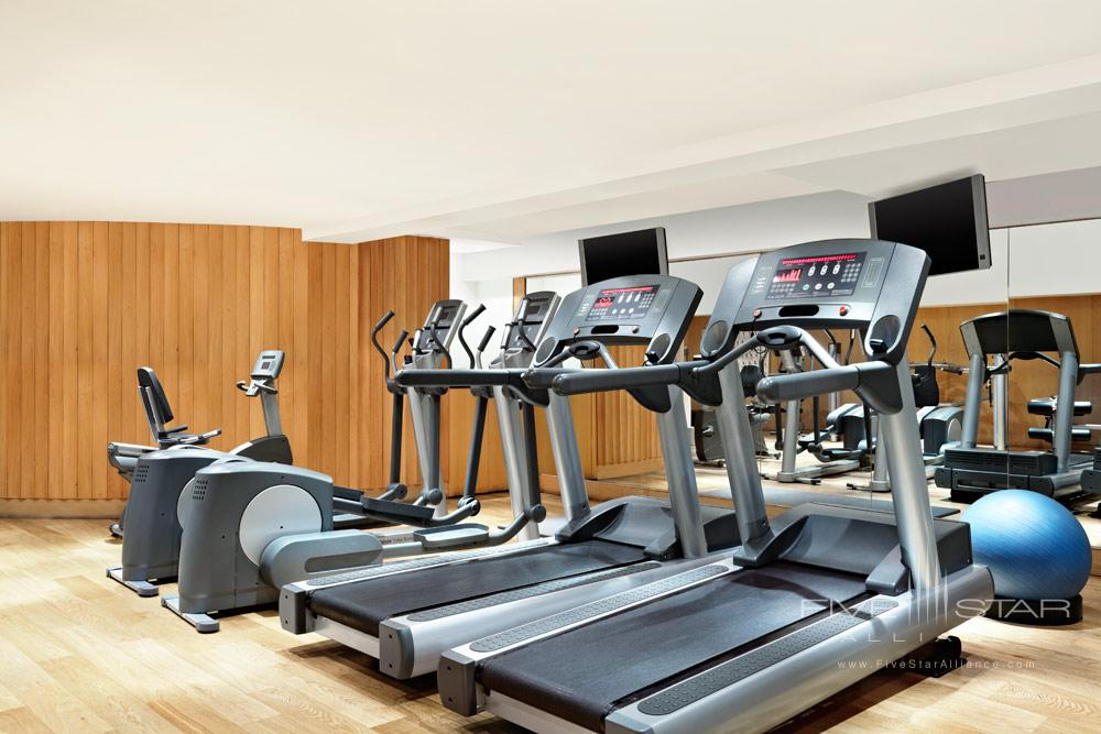 Fitness at The Park Tower Knightsbridge, London, United Kingdom