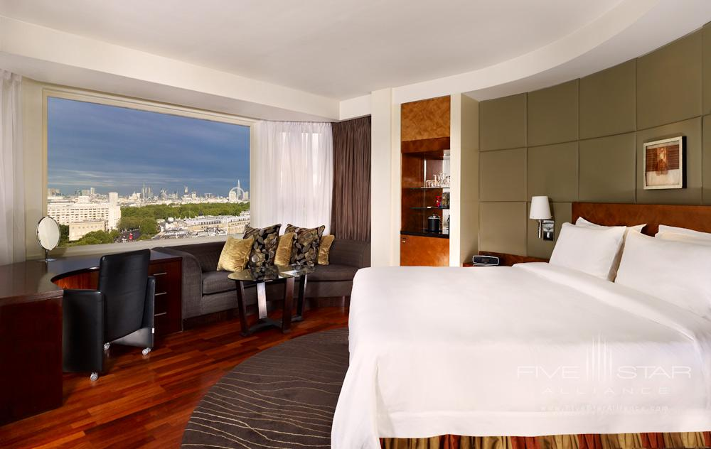 Guest Room with Views at The Park Tower Knightsbridge, London, United Kingdom
