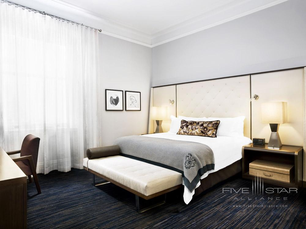 Superior Guestroom at Palace HotelSan Francisco