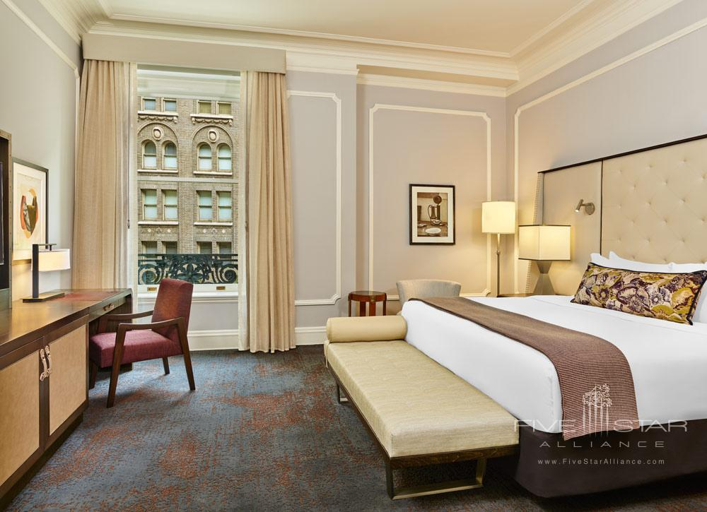 Deluxe King Guestroom at Palace HotelSan Francisco