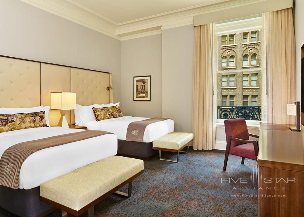 Double Guestroom at Palace HotelSan Francisco