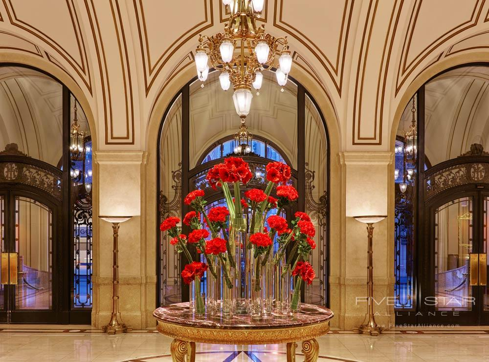 Lobby at Palace HotelSan Francisco