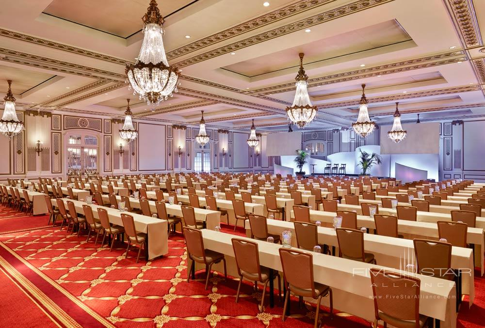Grand Ballroom at Palace HotelSan Francisco