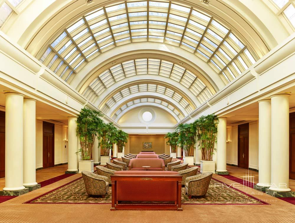 Sunset Court Meeting Space at Palace HotelSan Francisco