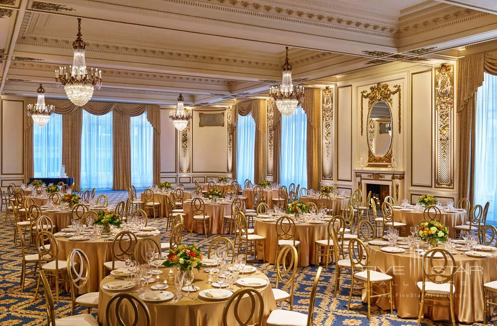 Gold Ballroom at Palace HotelSan Francisco