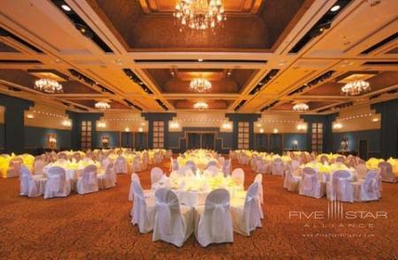 Mirage Grand Ballroom - Banquet Style