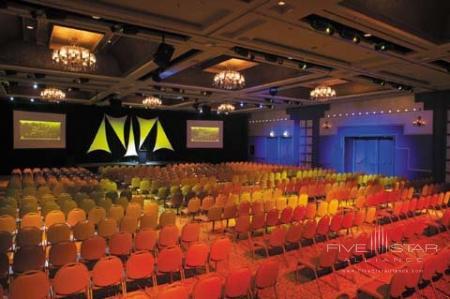 Mirage Grand Ballroom - Theatre Style