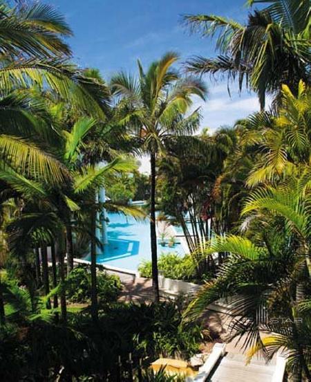 Resort Boardwalk