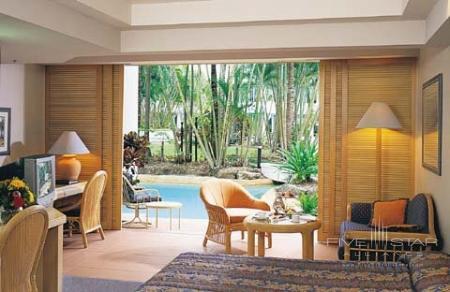 Lagoon King Bedded Room