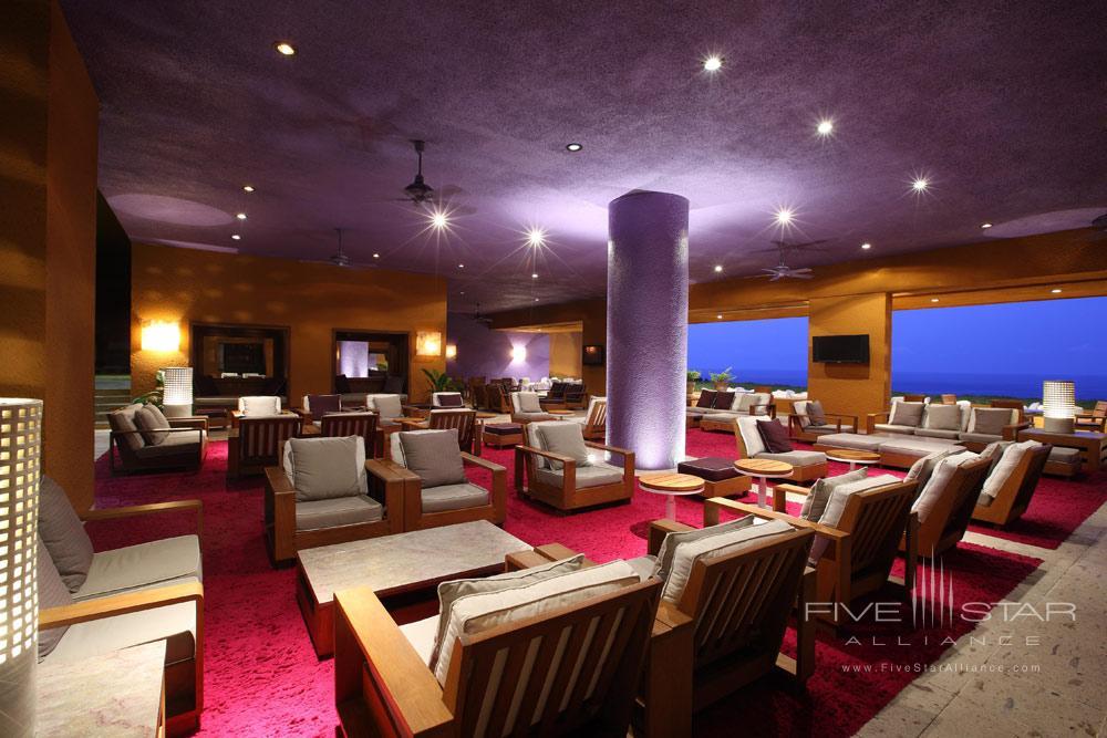 Lobby and Bar at Las Brisas IxtapaMexico