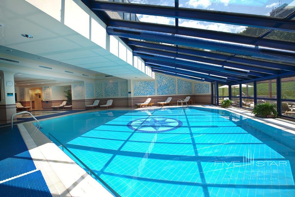 Pool at The InterContinental AlmatyKazakhstan