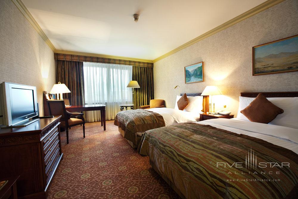 Guestroom at The InterContinental AlmatyKazakhstan