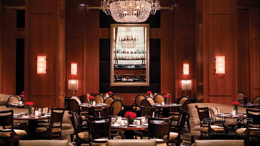 Dining at Beverly Wilshire a Four Seasons Hotel Beverly Hills