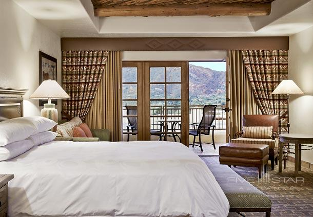 JW Marriott Camelback Inn Resort And Spa King Guest Room