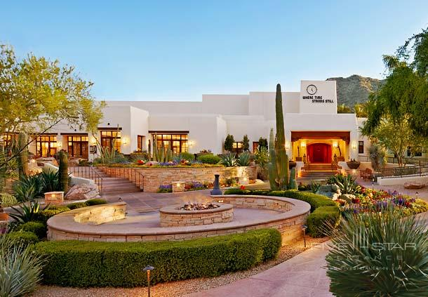 JW Marriott Camelback Inn Resort And Spa Exterior