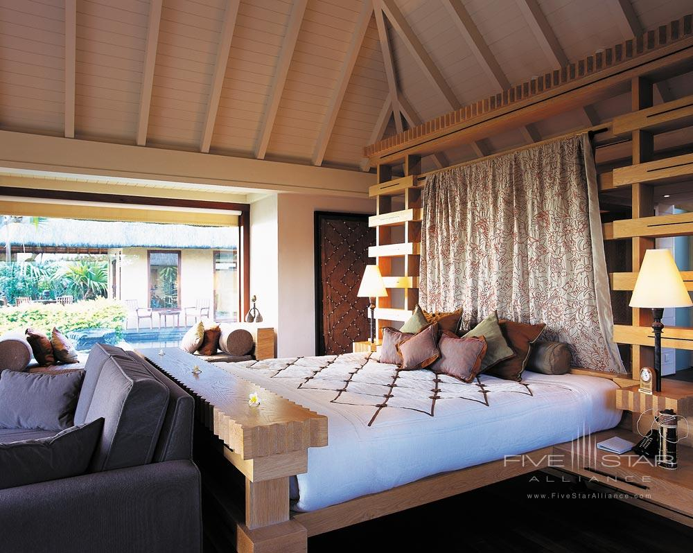 Royal Villa Guestroom at The Oberoi Mauritius