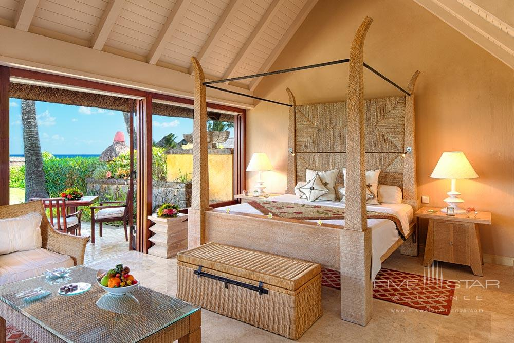 Luxury Pavilion Guestroom at The Oberoi Mauritius