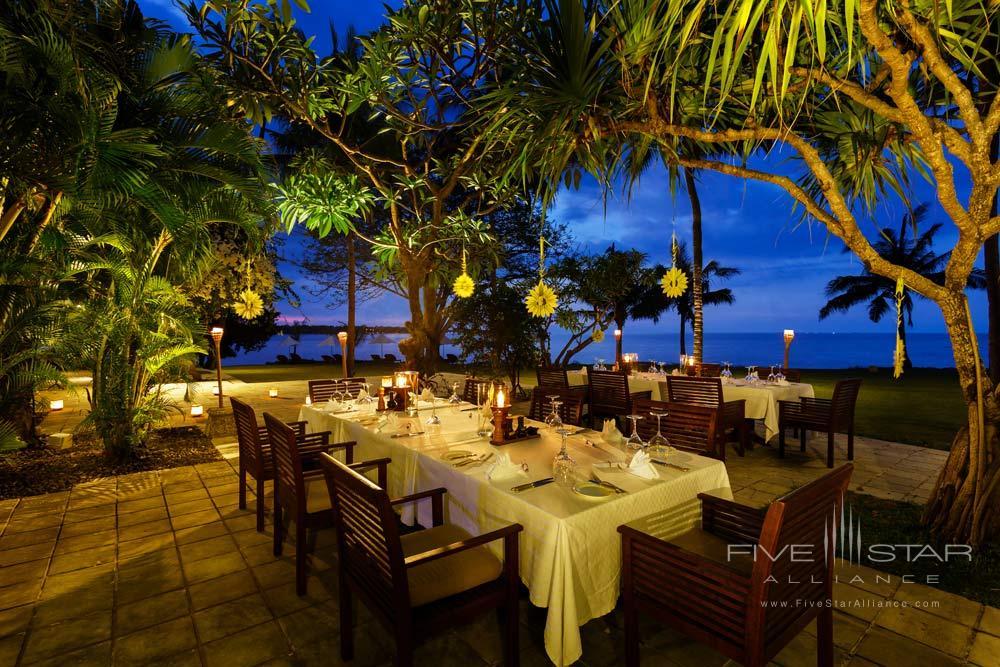 Oberoi Lombok Dining VenueIndonesia