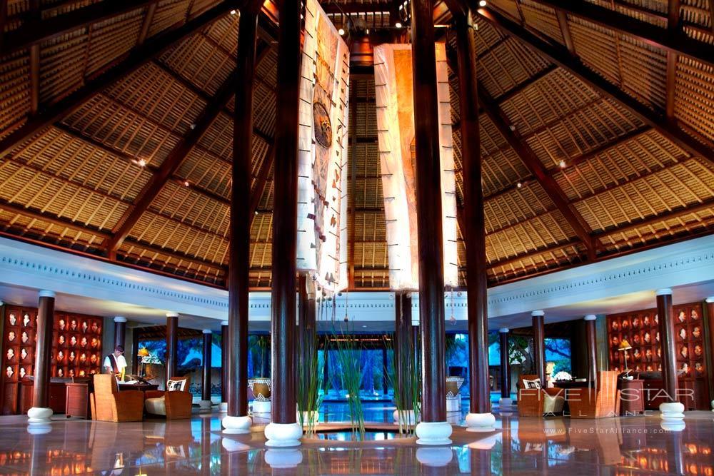 Oberoi Lombok LobbyIndonesia